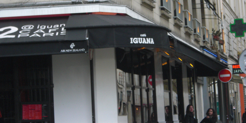 Brunch Iguana Café (75011 Paris)