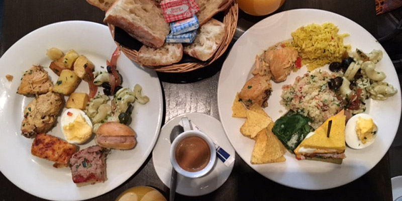 Brunch Les Charlots (75016 Paris)