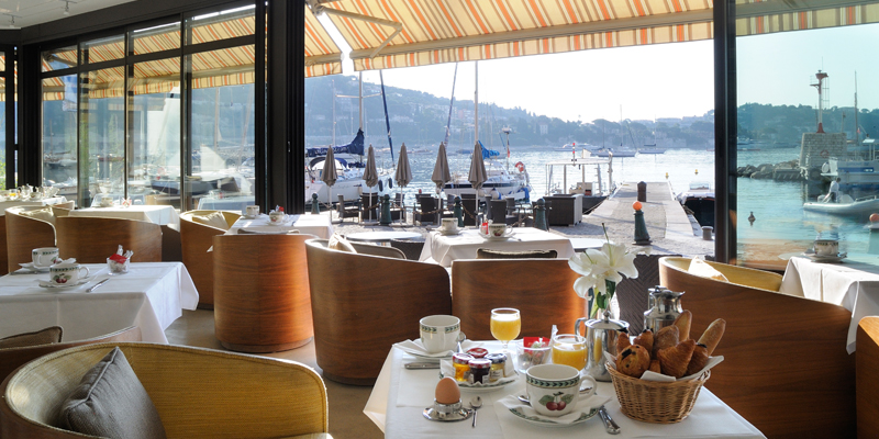 Brunch Welcome Hotel & Wine Pier (06230 Villefranche-sur-mer)
