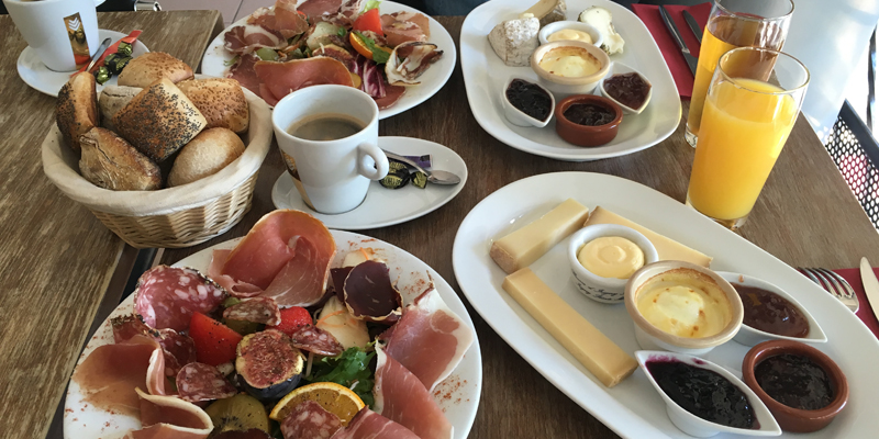 Brunch Fil'O'Fromage (75013 Paris)