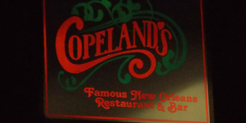 Jacksonville Copeland's brunch