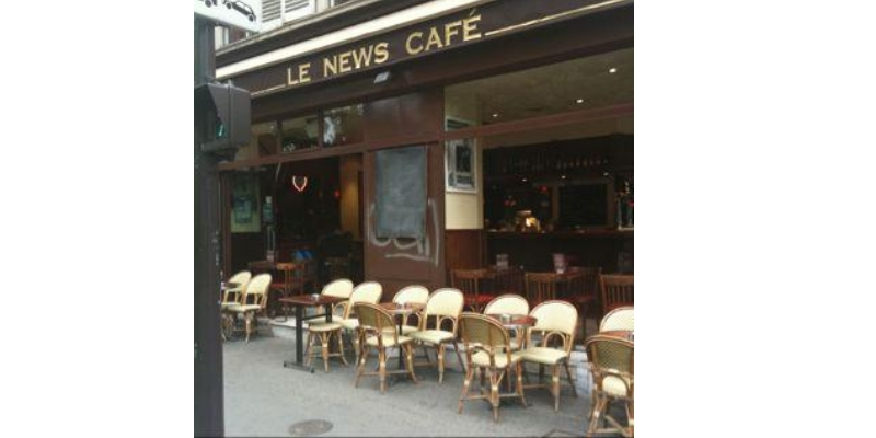 Brunch Le News Café (75006 Paris)