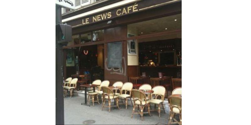 Brunch le news caf 75006 paris 6 me oubruncher - Petit jardin restaurant luxembourg le mans ...