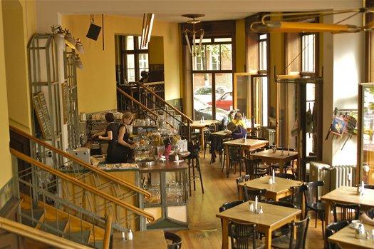 brunch Berlin Café Butter brunch