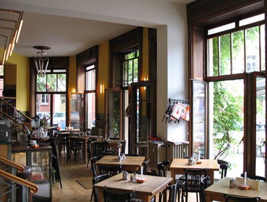 Berlin Café Butter brunch