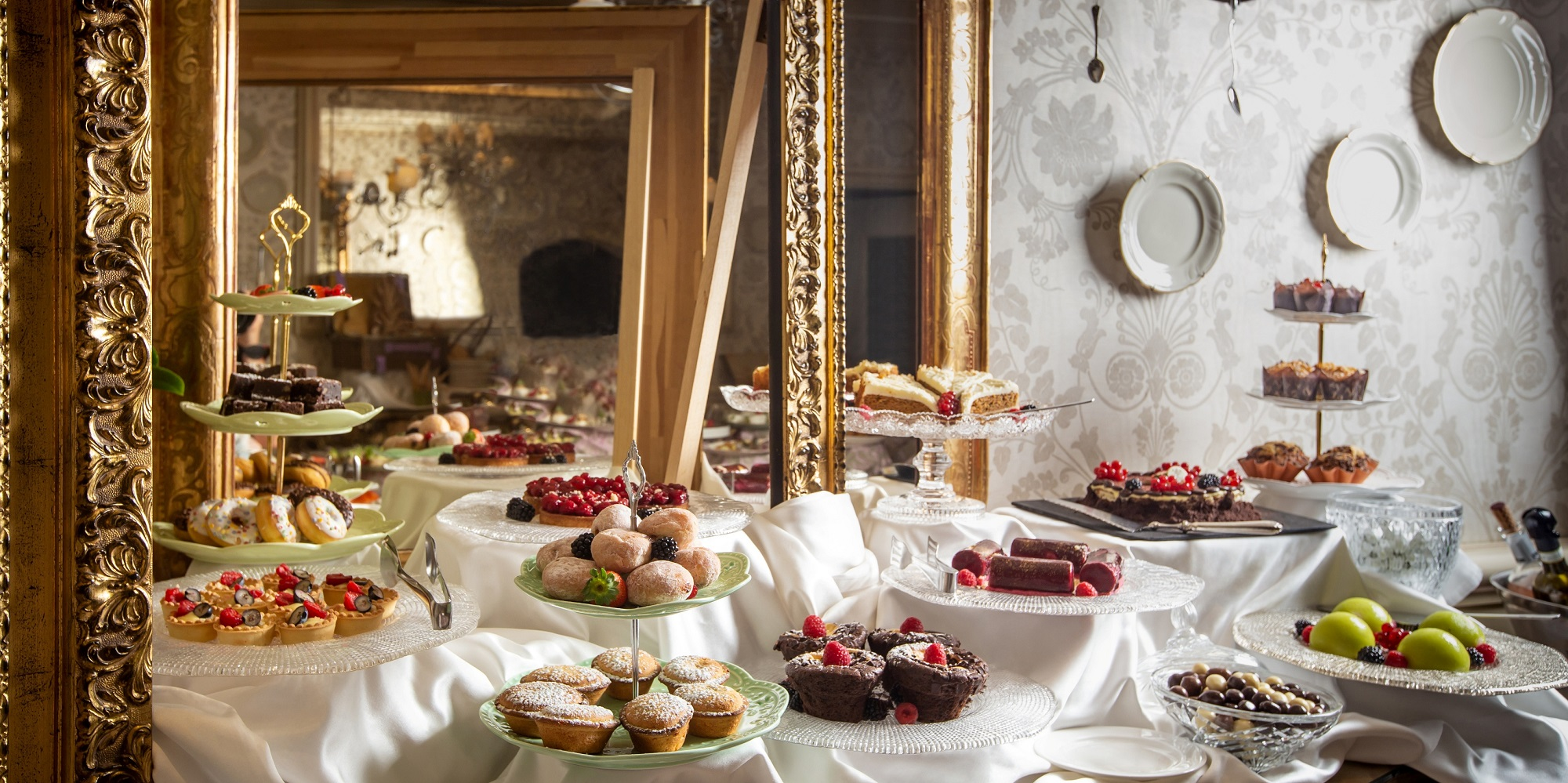 Milano Hotel Château Monfort brunch