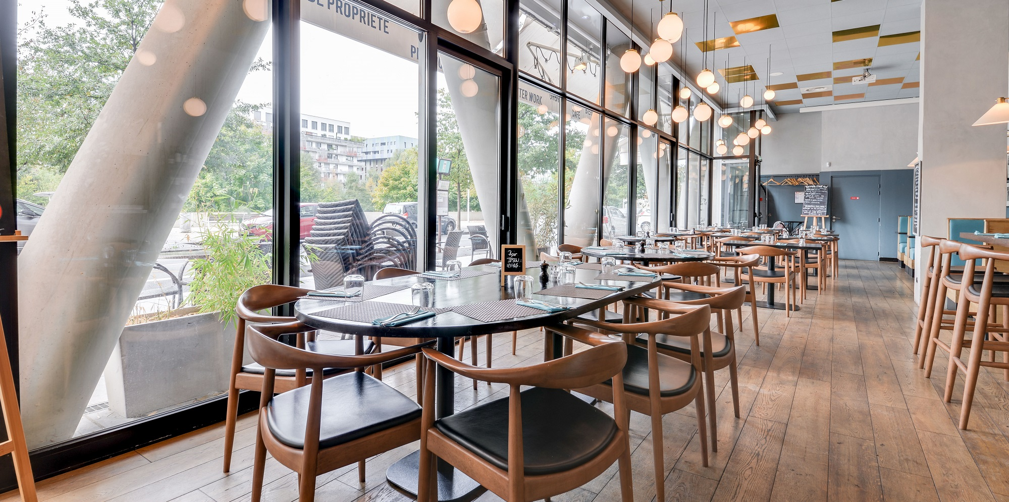 Brunch Café de l'Industrie (92100 Boulogne Billancourt)