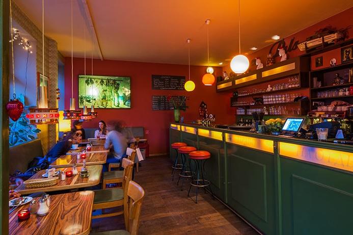 brunch Berlin Café-Bar Datscha brunch
