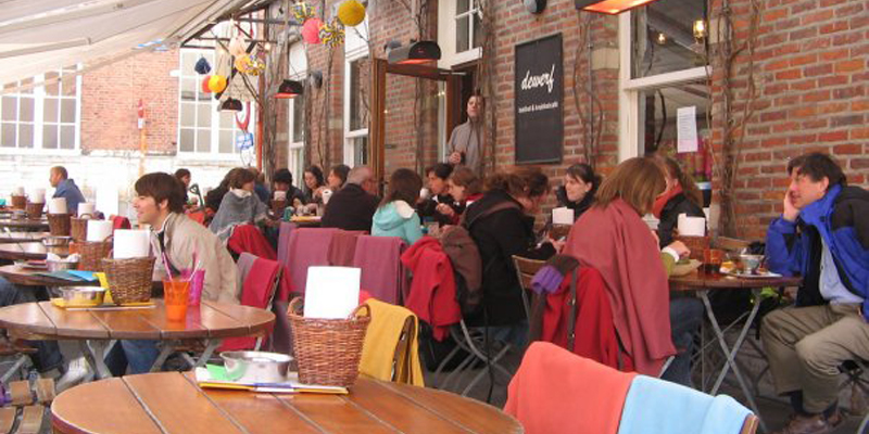 Leuven De Werf brunch