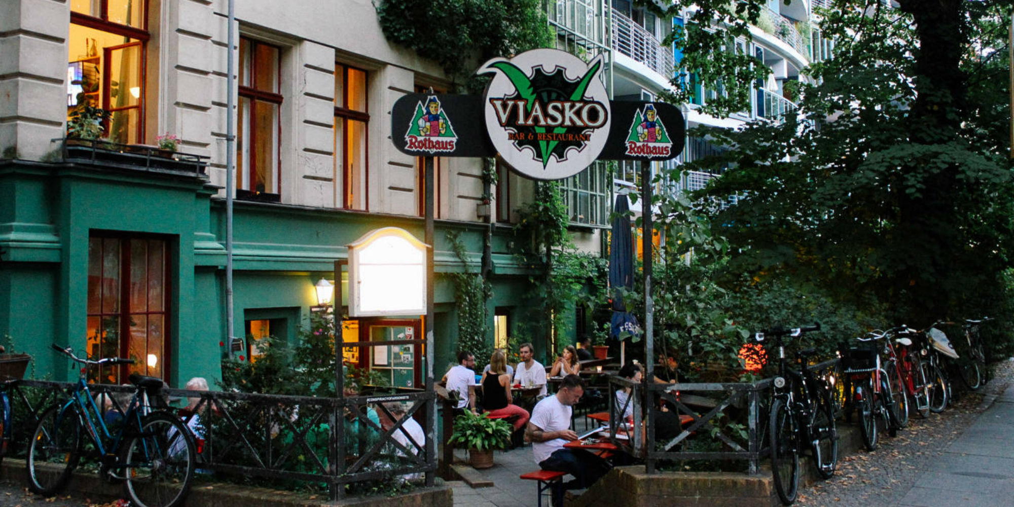 Brunch Viasko (DE10999 Berlin)