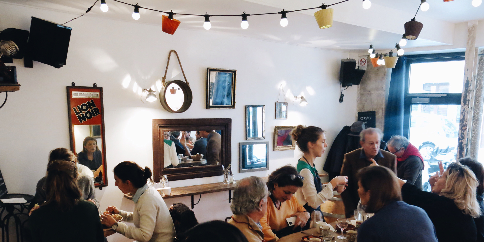 Brunch La P'tite Soeur (75018 Paris)