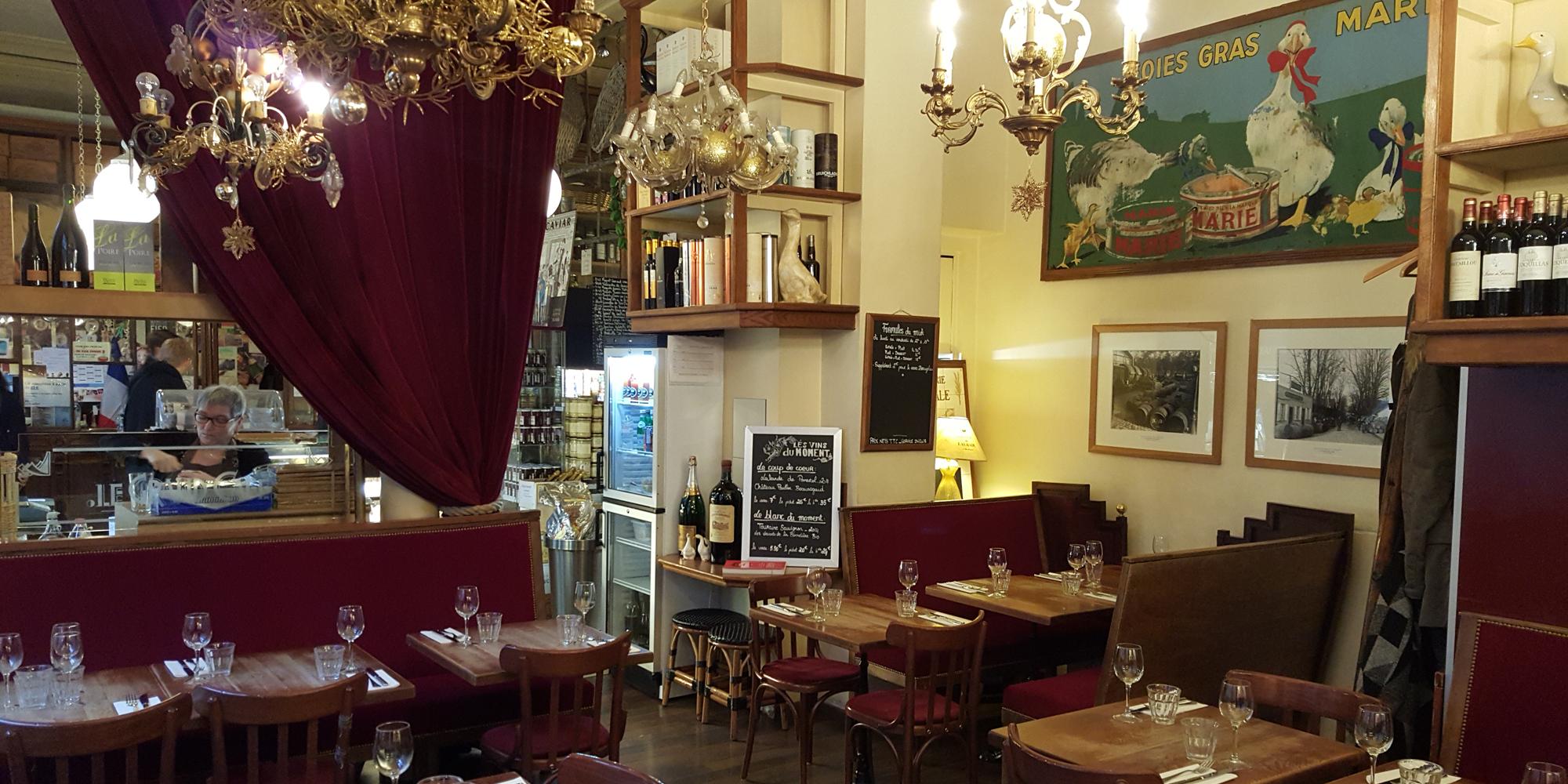 Brunch le comptoir de la gastronomie 75001 paris oubruncher - Comptoir de l homme paris ...
