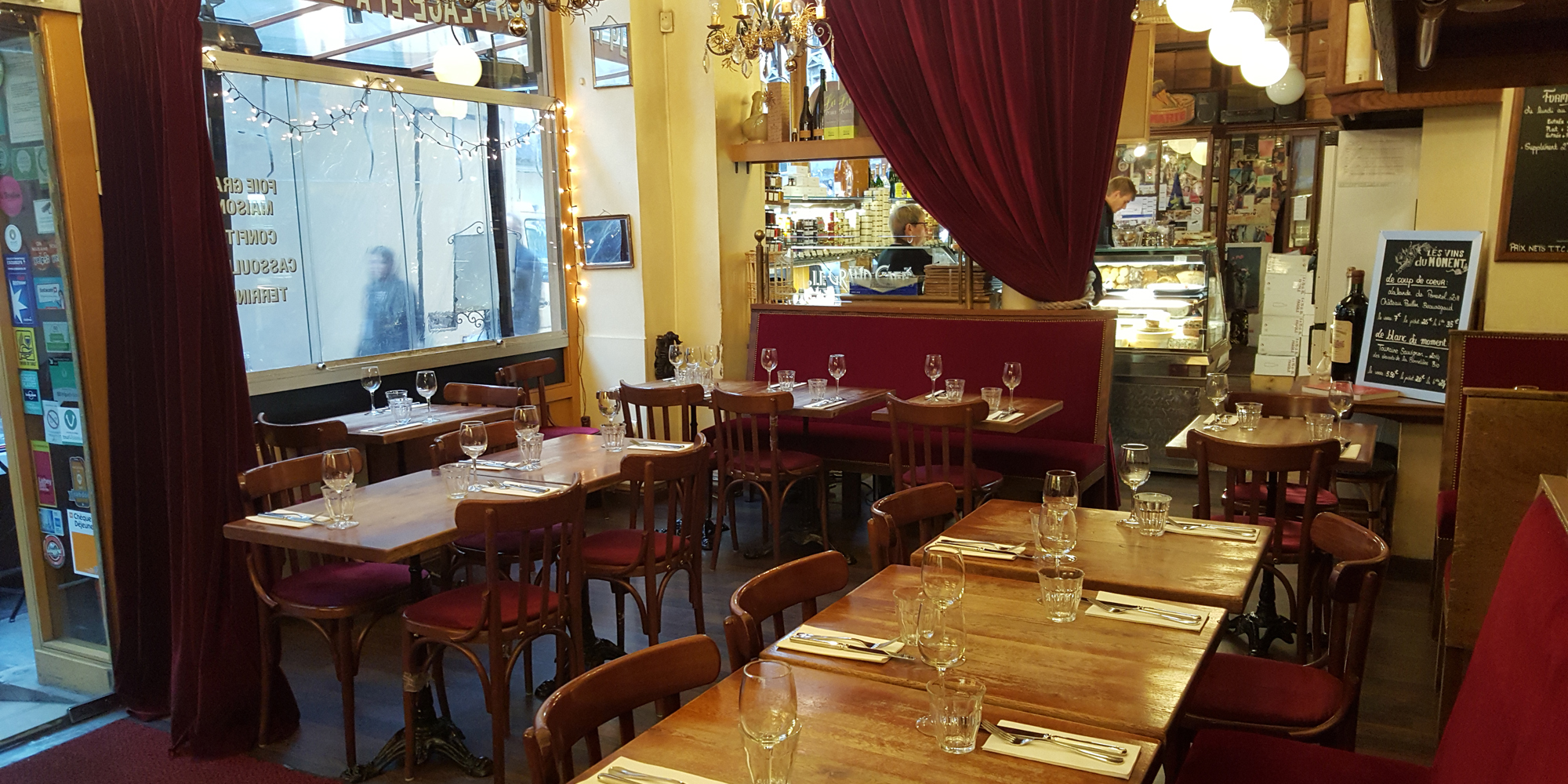 Brunch le comptoir de la gastronomie 75001 paris - Le comptoir general brunch ...