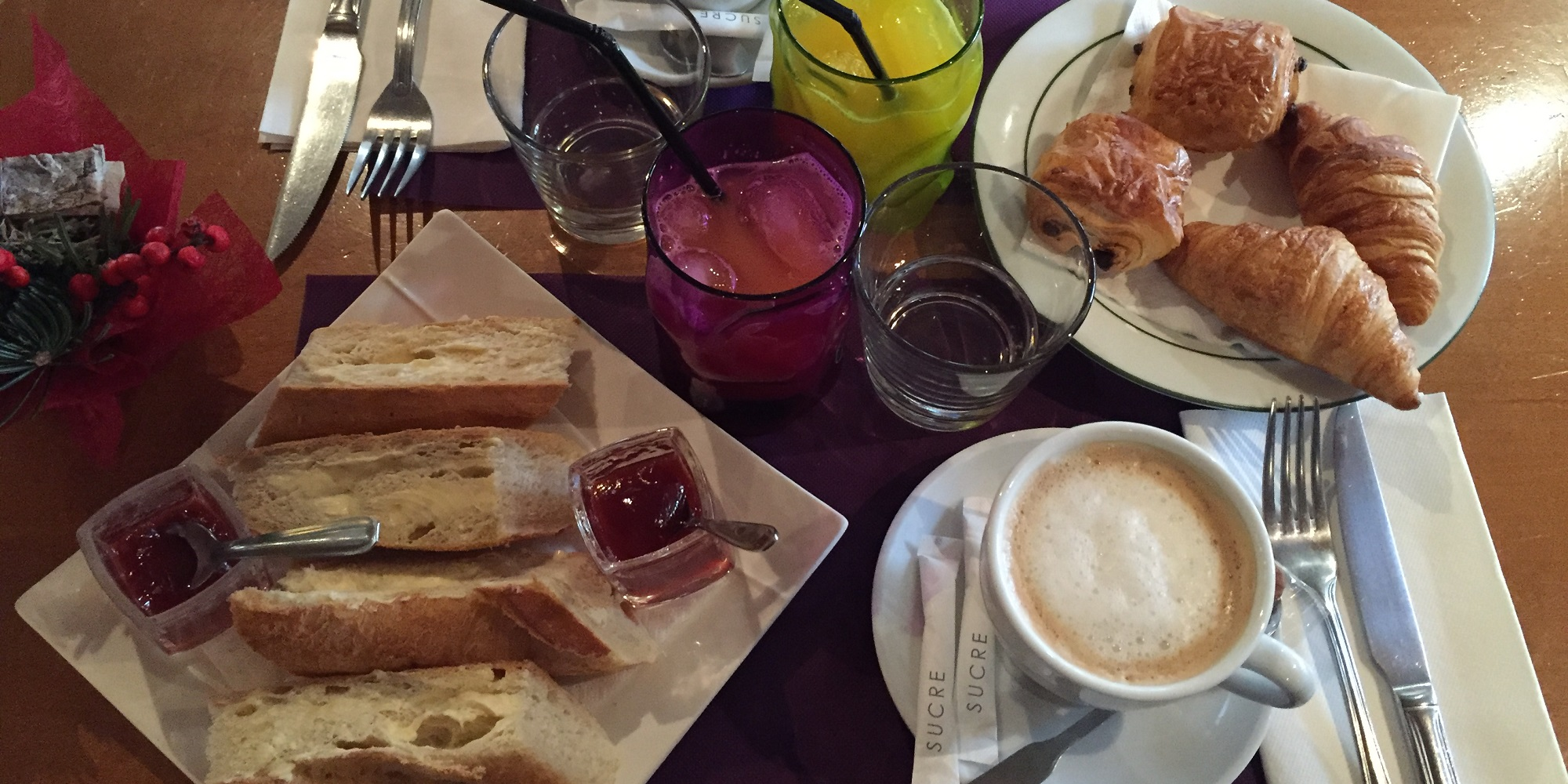 Brunch L'Arc café (75017 Paris)