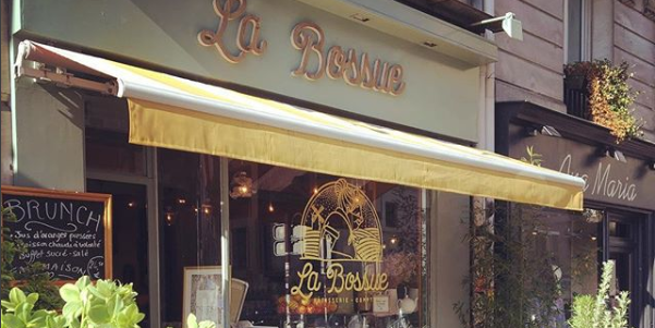 Brunch La Bossue (75018 Paris)