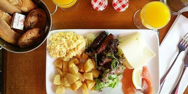 Brunch L'Arrosoir (75012 Paris)