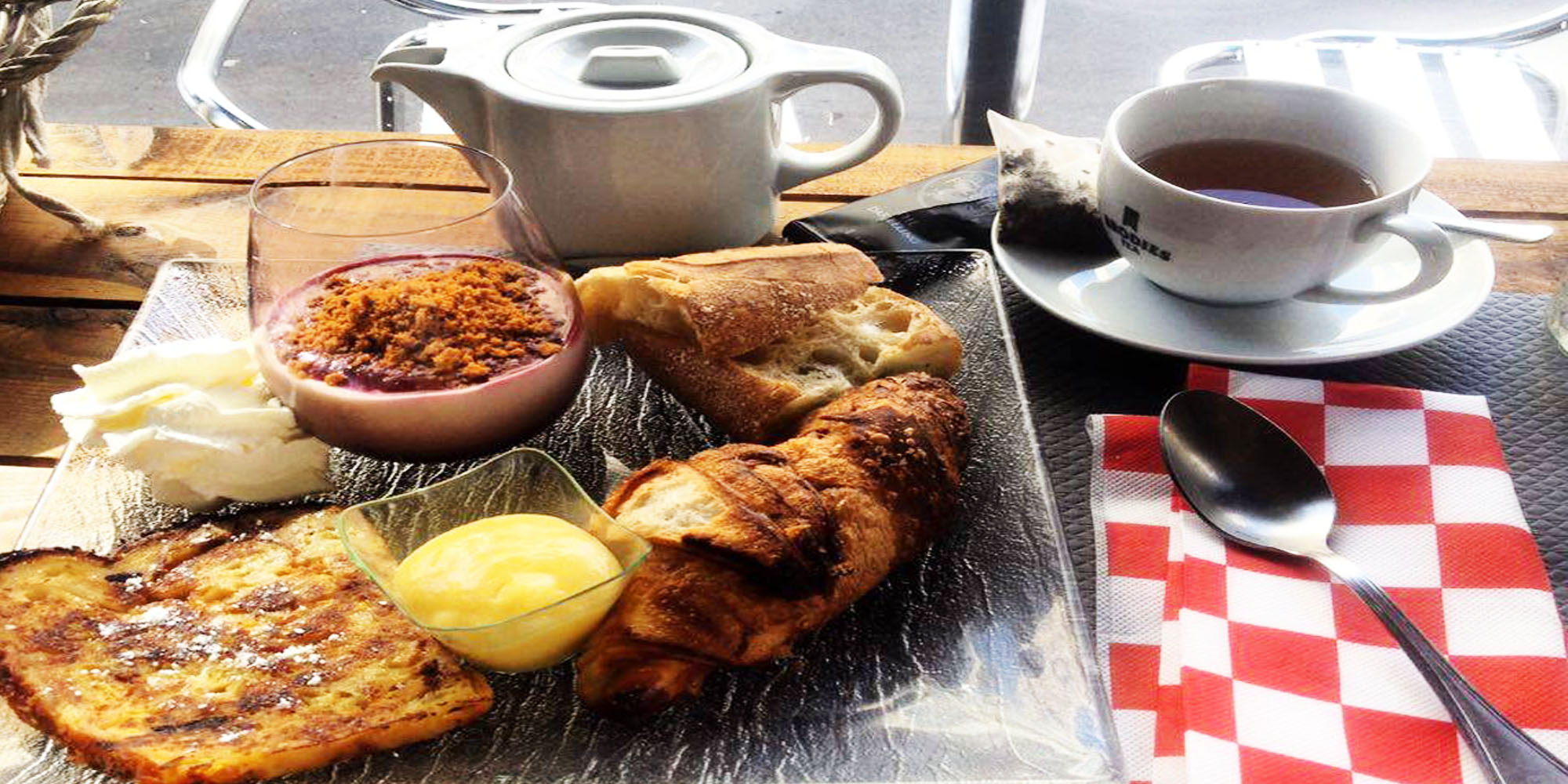 Brunch Le Book-Lard (69006 Lyon)