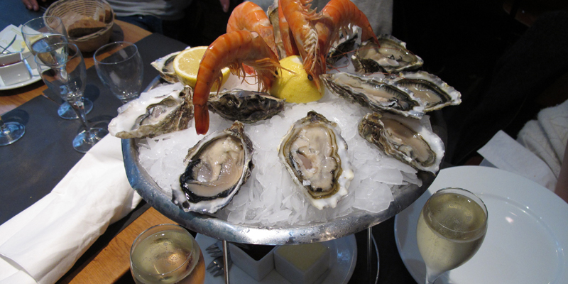 Brunch comptoir des mers 75004 paris oubruncher - Le comptoir des mers paris ...