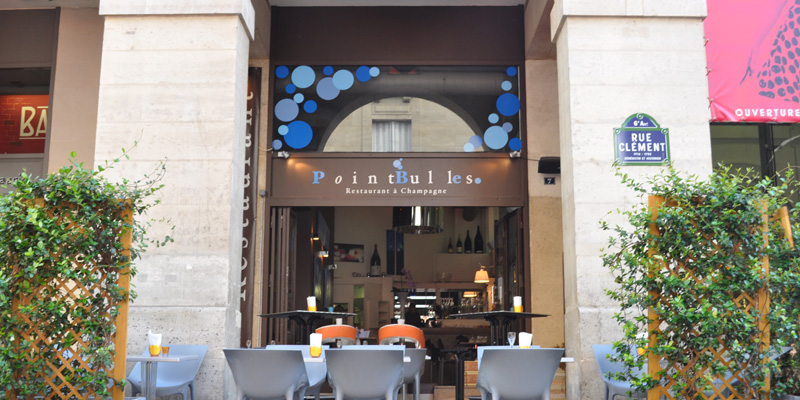 Brunch Point Bulles (75006 Paris)
