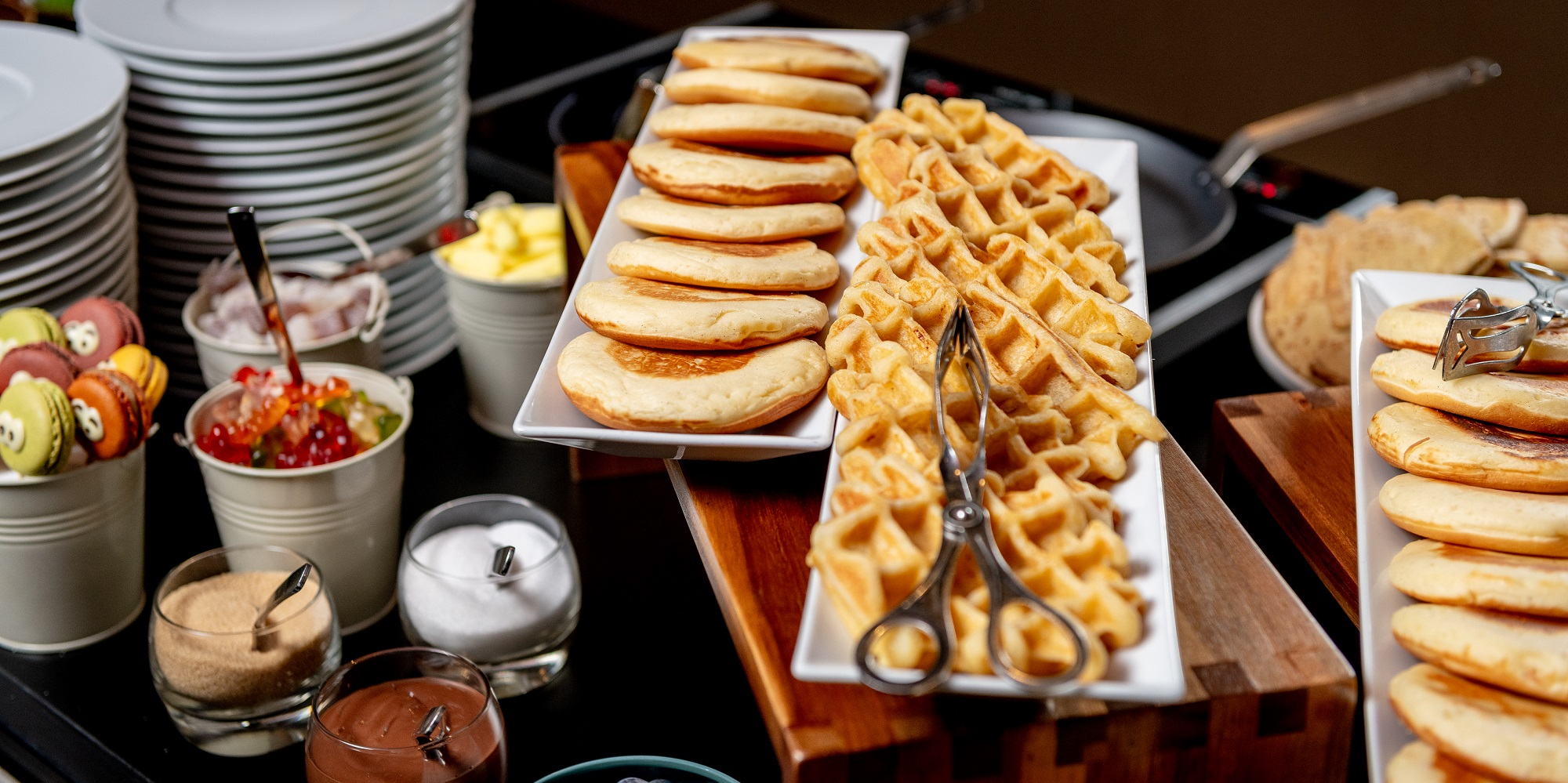 Brunch B3 au restaurant le First (75001 Paris 1er)