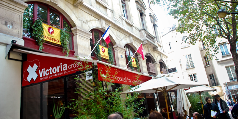 Brunch Victoria Cross (75001 Paris 1er)