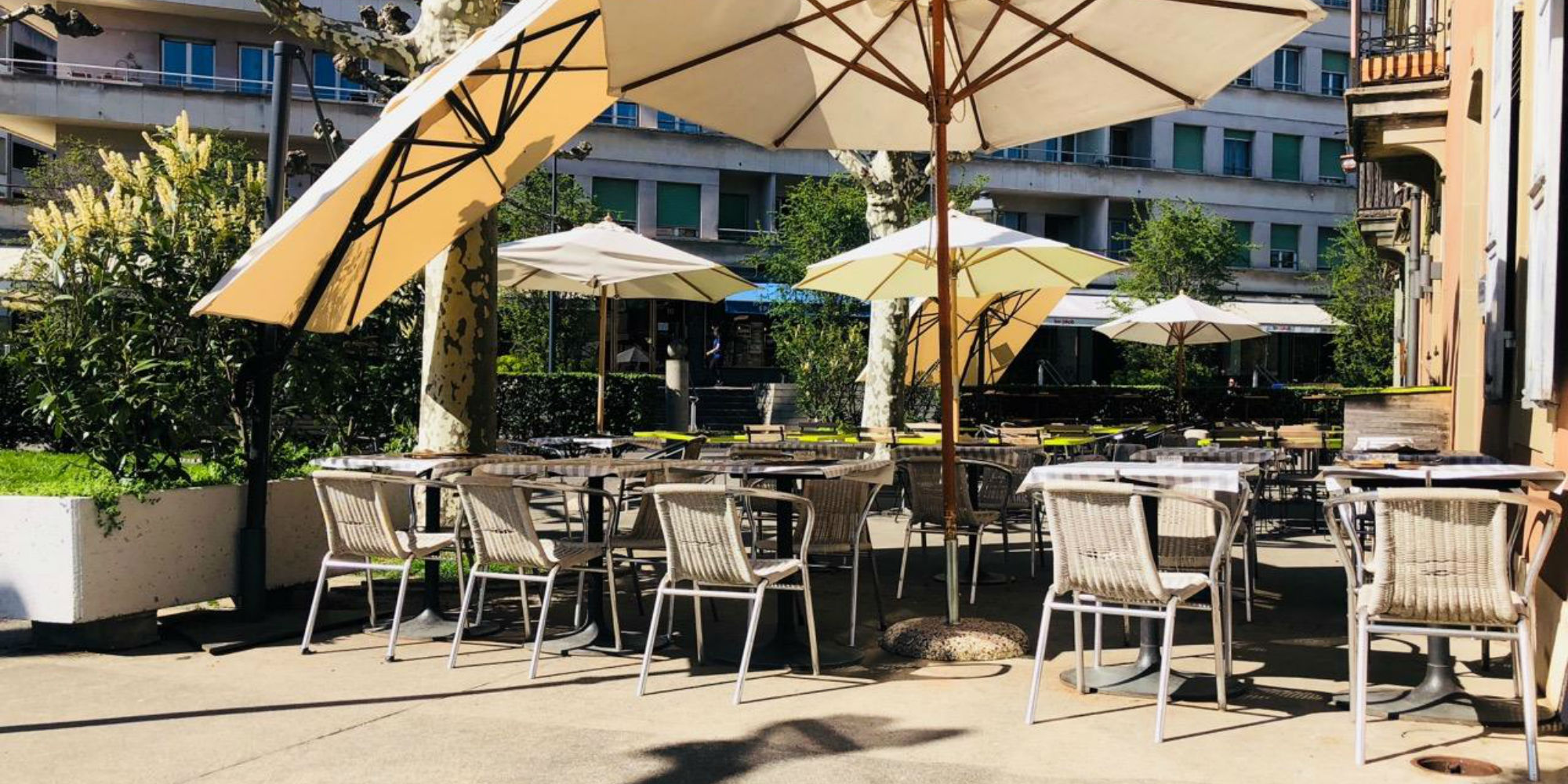 Brunch Le Cheval Blanc (CH1227 Carouge)