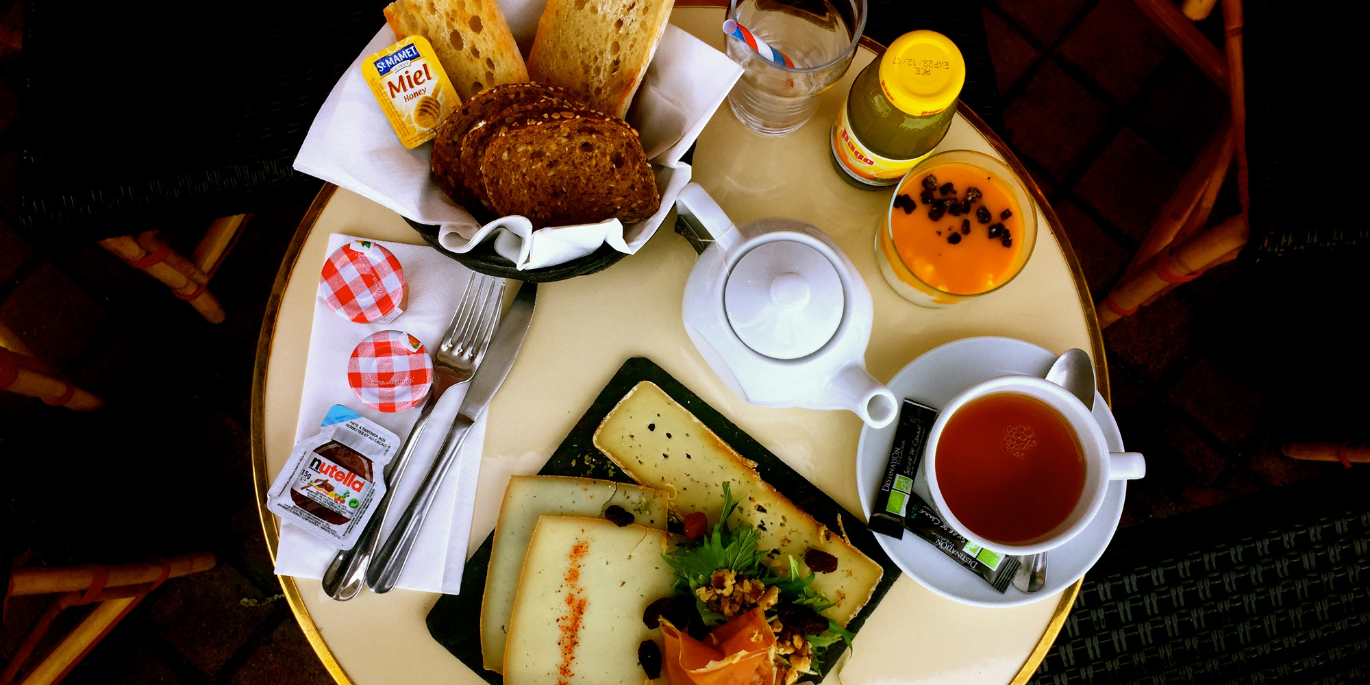 Brunch Le Vintage Cafe Bordeaux (33000 Bordeaux)