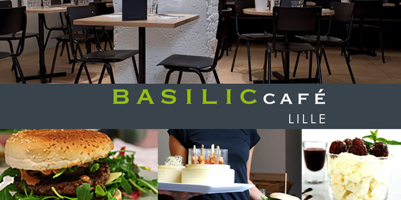 Brunch Basilic Cafe Esquermoise (59000 Lille) - OuBruncher