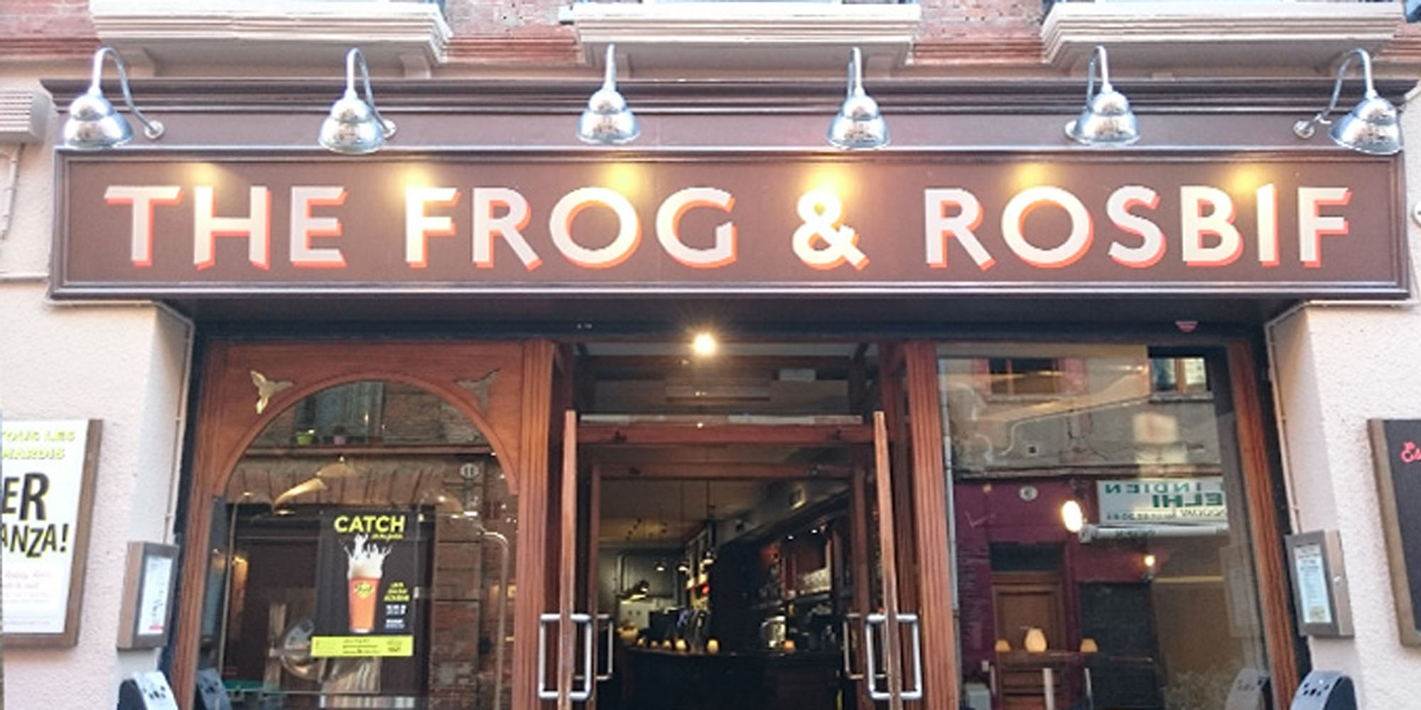 Brunch The Frog & Rosbif (31000 Toulouse)
