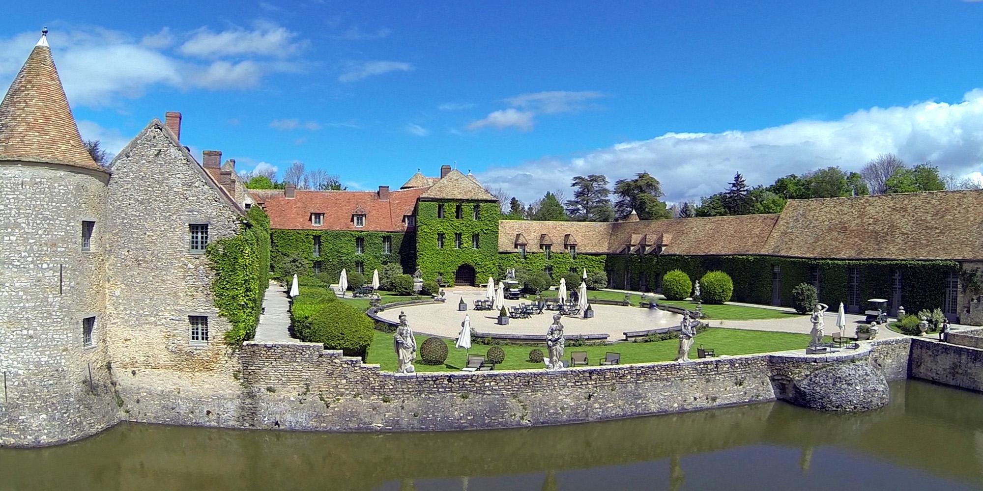 Sarl Jardins Du Chateau De Villiers  Chassy  Siretsiren