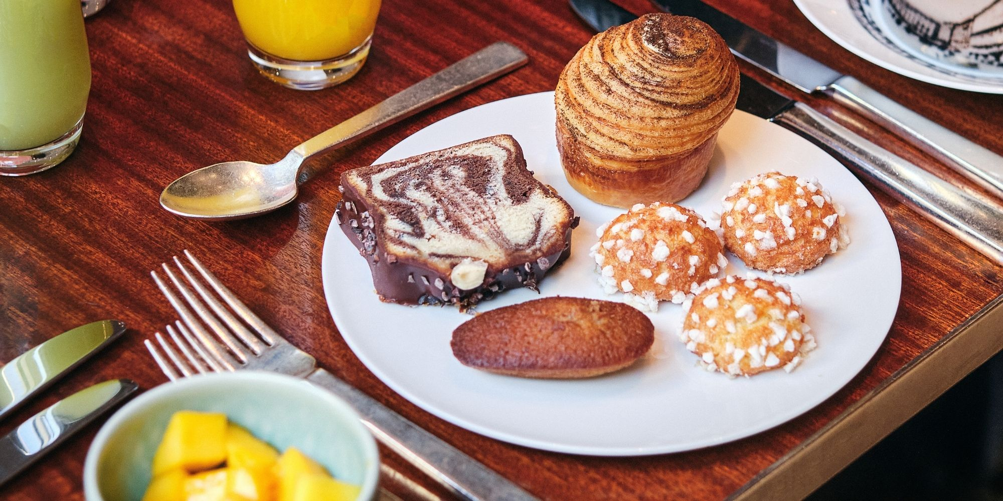 Brunch Royal Monceau Raffles (75008 Paris)