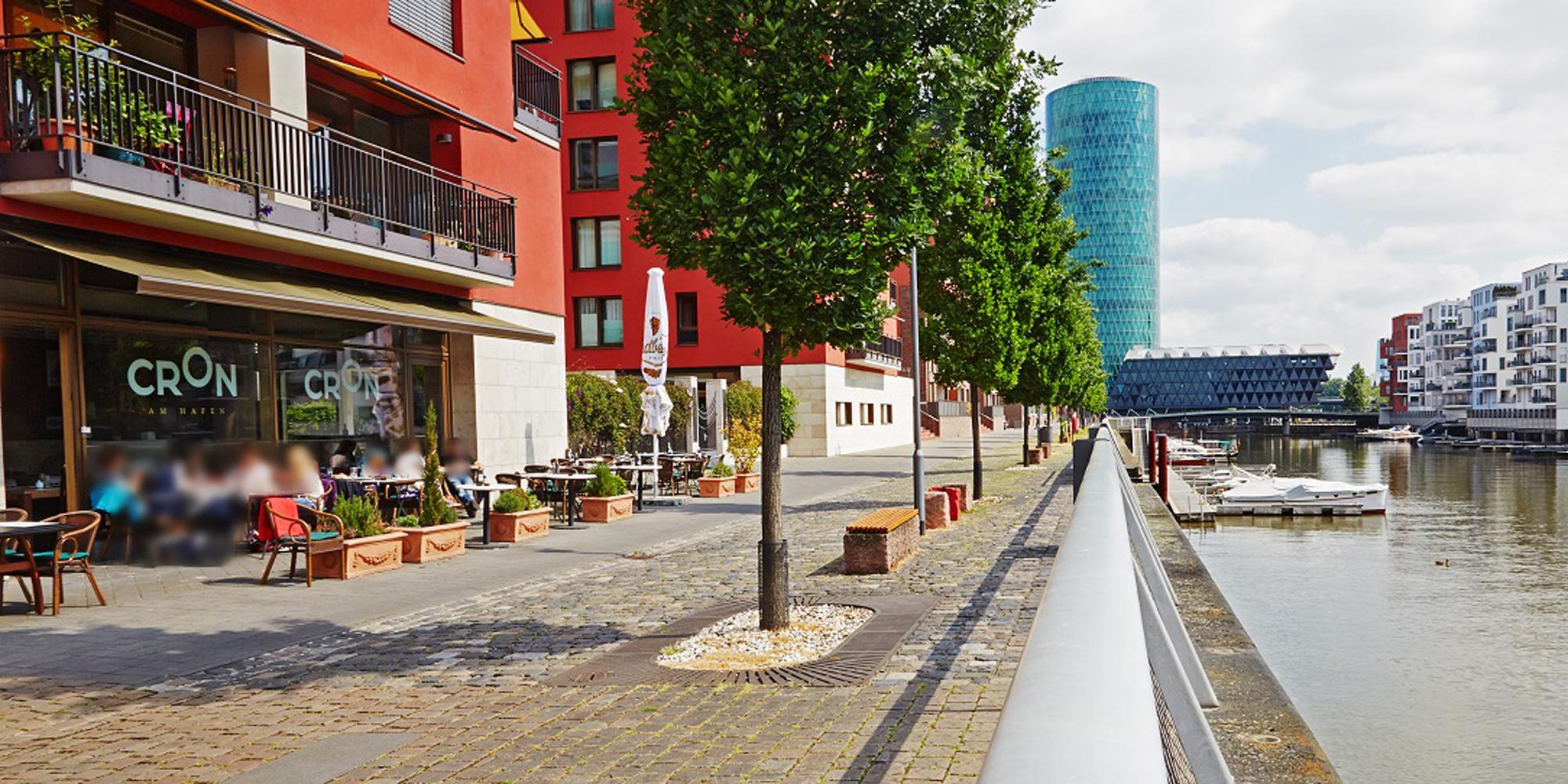 Frankfurt am Main Cron am Hafen brunch