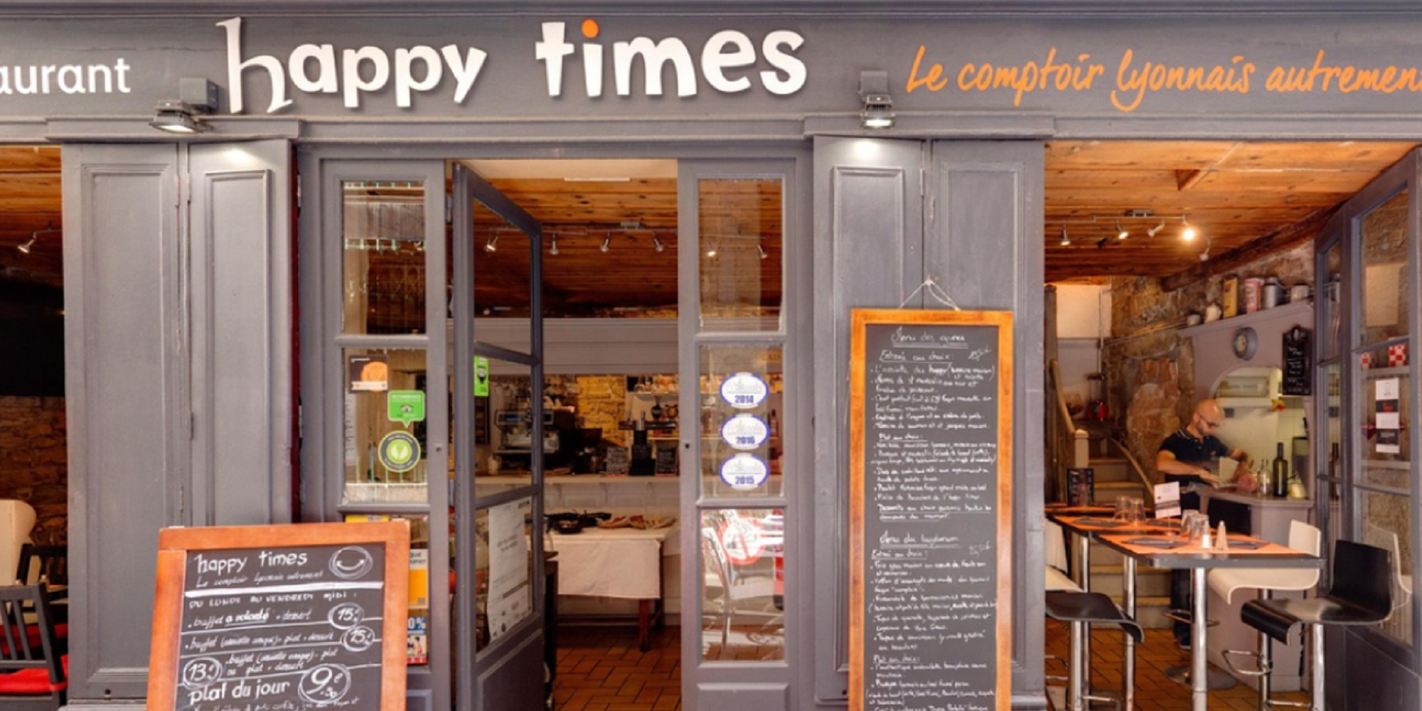 Brunch Happy Times (69001 Lyon 1er)