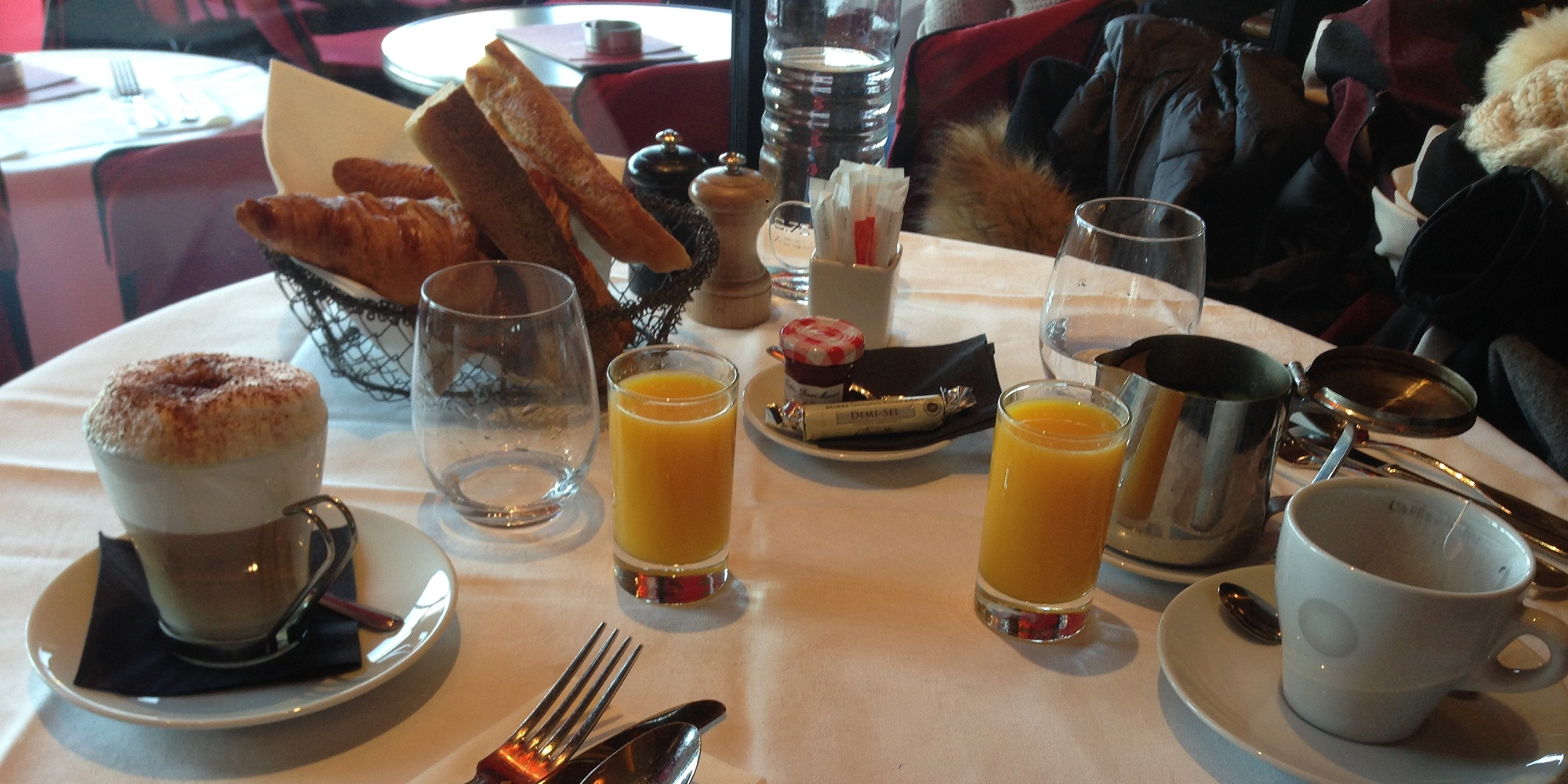 Brunch Les Fontaines (75016 Paris)
