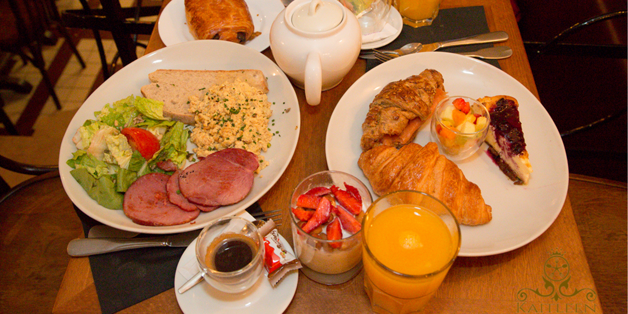 Brunch Kaitleen (75001 Paris)