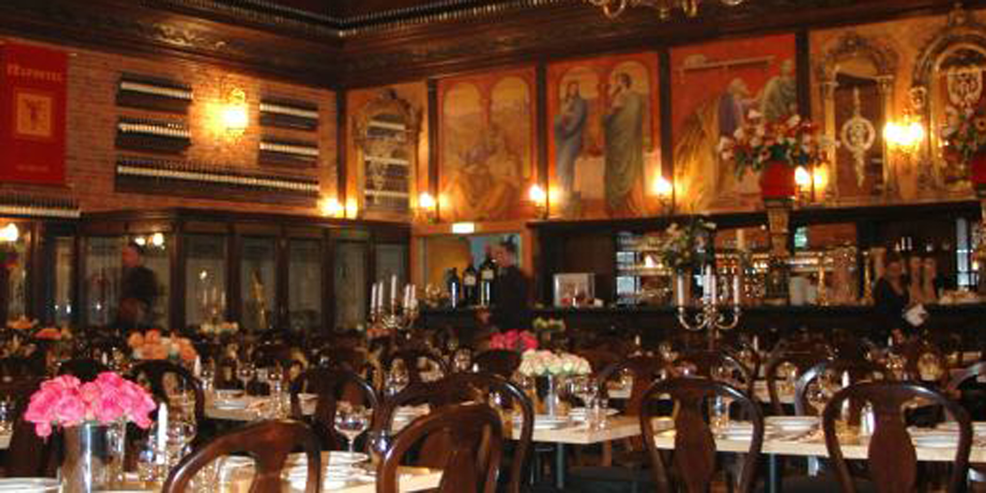 Bremen Restaurant XII Apostel brunch