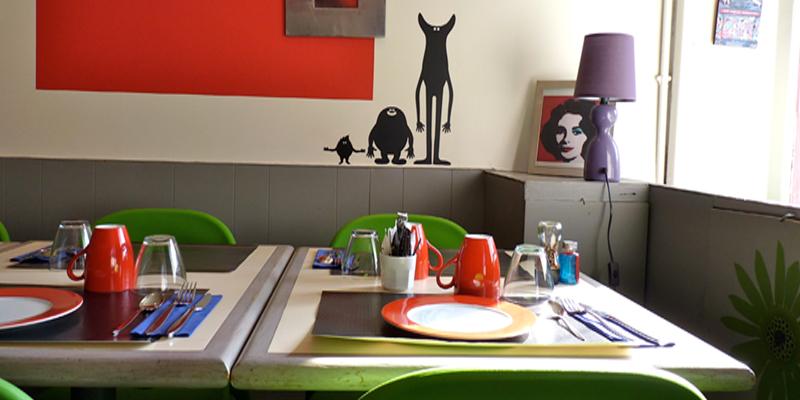 Restaurant Le Pre En Bulles Paris