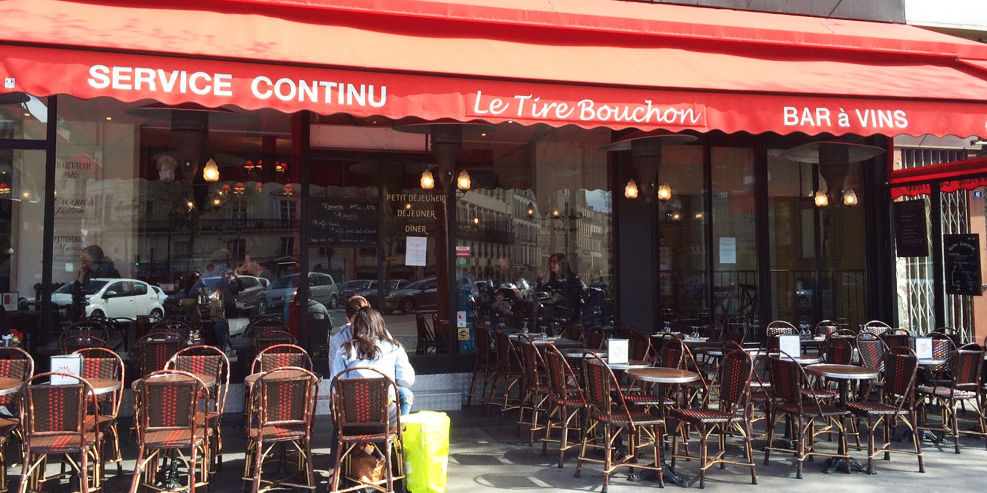 Brunch Le Tire Bouchon (75010 Paris)