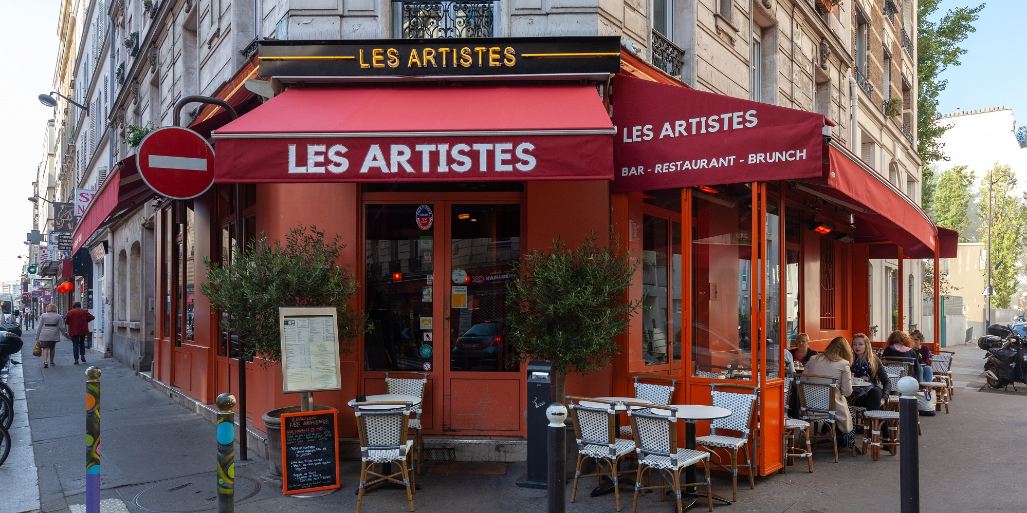 Brunch Les Artistes (75014 Paris)