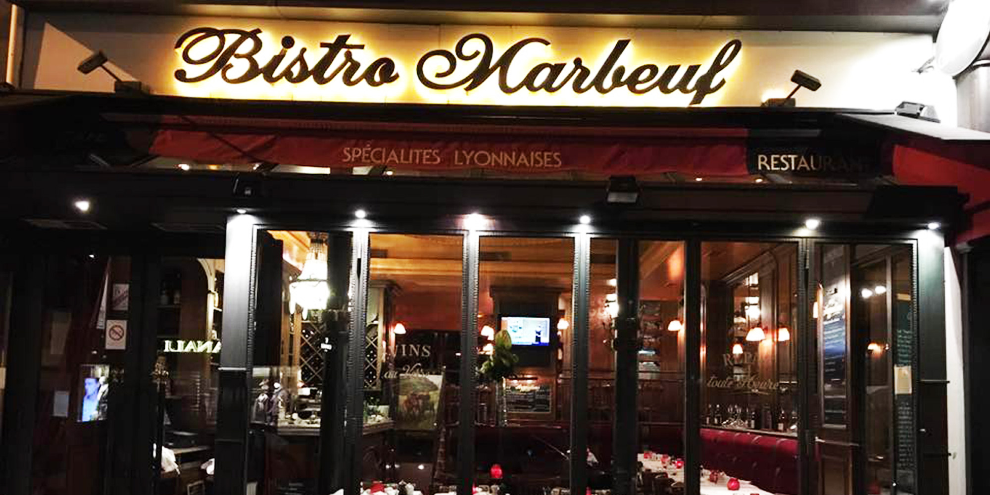 Brunch Bistro Marbeuf (75008 Paris)