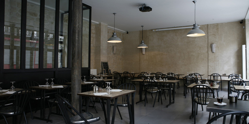 Brunch La Raffinerie (75002 Paris)