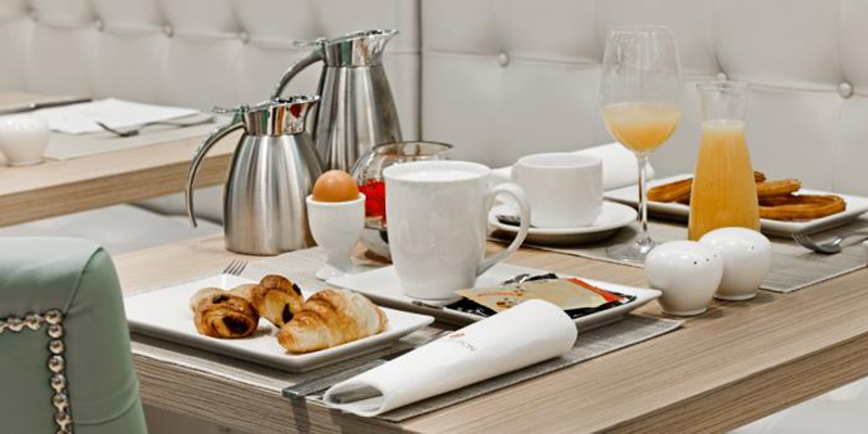 Brunch Hotel NH Collection (28003 Madrid)