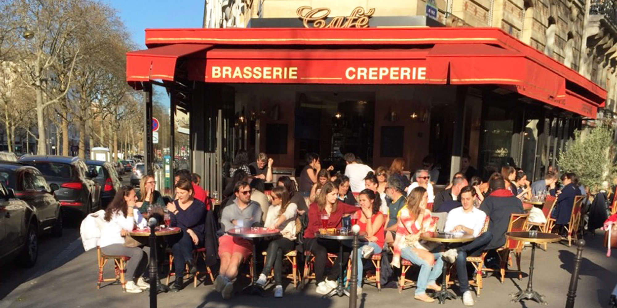 Brunch La Terrasse Villiers (75017 Paris)