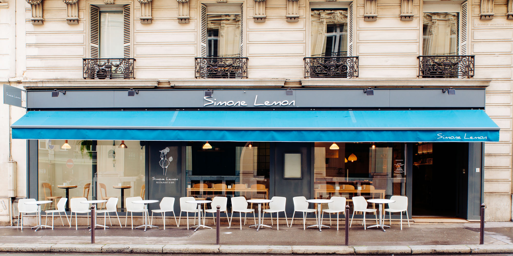 Brunch Simone Lemon (75009 Paris)
