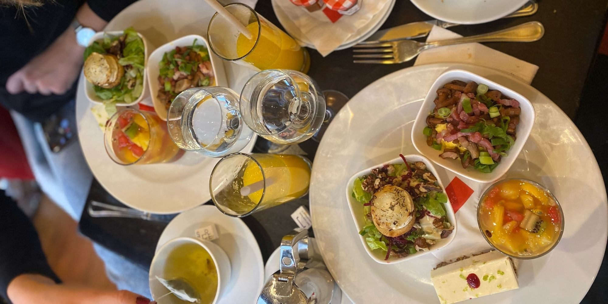 Brunch Les Editeurs (75006 Paris)