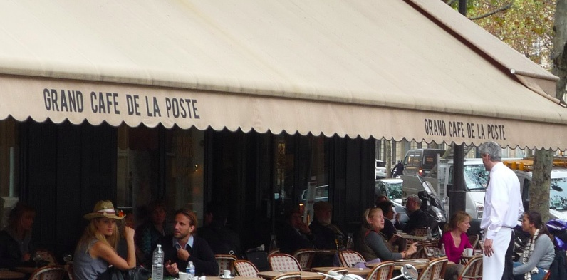 Brunch Le Grand Café de la Poste (75008 Paris)