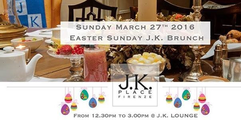Brunch J.K. Place (50123 Firenze)