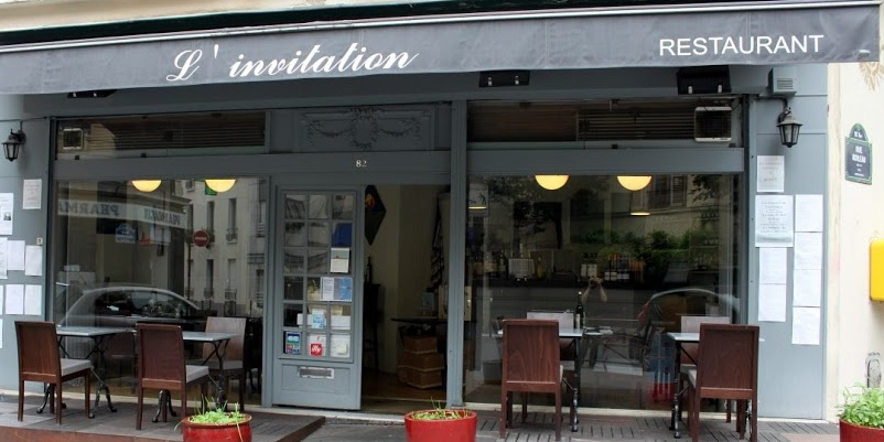 Brunch L'Invitation (75016 Paris)