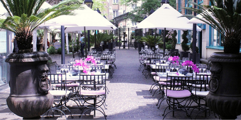 Brunch Les Jardins du Marais (75011 Paris)