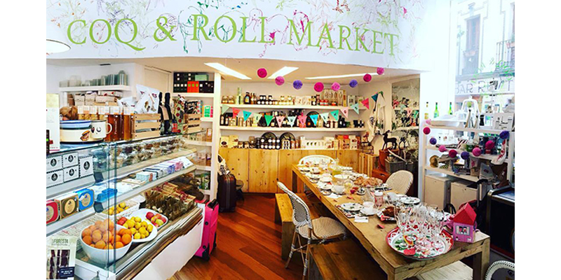 Brunch Coq & Roll Market (41001 Sevilla)